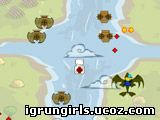 Флеш-Игры Онлайн игра Aerial Voyager