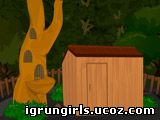 Флеш-Игры Онлайн игра Blue Tit Escape Origins