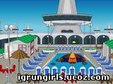 Флеш-Игры Онлайн игра Escape the Beauty
