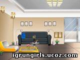Флеш-Игры Онлайн игра Modern Classic Room