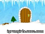 Флеш-Игры Онлайн игра Must Escape the Ice Cave