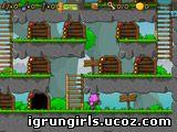 Флеш-Игры Онлайн игра Pick & Dig 3