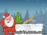 Флеш-Игры Онлайн игра Snowball Siege