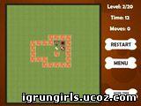 Флеш-Игры Онлайн игра Soko Bones