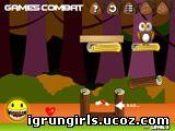 Флеш-Игры Онлайн игра Successful Owl